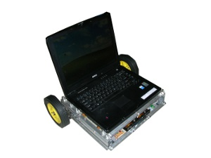 Differential-Drive Laptop PC Robot Kits